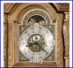 Howard Miller 611048 Nicolette Grandfather Clock (Key-Wound Mechanical Movement)