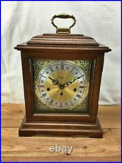 Howard Miller 612-437 Graham Bracket Chiming Mantle Clock +Key