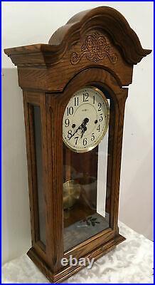 Howard Miller 613-100 Westminster Chime Wall Clock