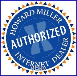 Howard Miller 613-102 (613102) Worthington-Key-Wound Chiming Mantel/Mantle/Clock