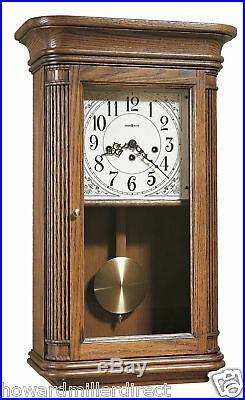 Howard Miller 613-108 Sandringham Chiming Wall Clock
