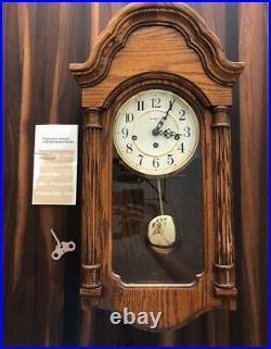 Howard Miller 613-226 Wall Clock Westminster Chimes