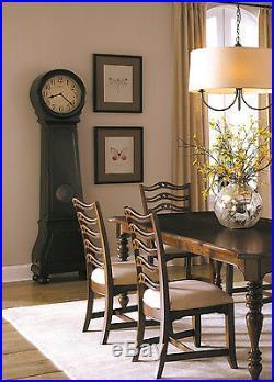Howard Miller 615-005 (615005) Nashua Floor Clock Worn Black