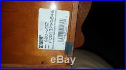 Howard Miller 620-232 Daniel Mechanical Key-Wound Westminster Chime Wall Clock