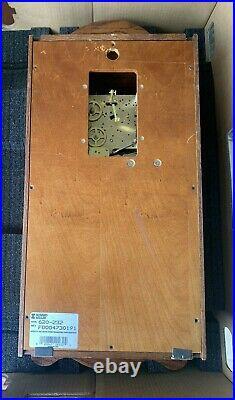 Howard Miller 620-232 Daniel Wall Clock Mechanical Key-Wound Westminster Chime