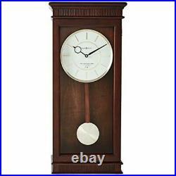 Howard Miller 625-471 Kristyn Wall Clock Triple Chime Harmonic Movement