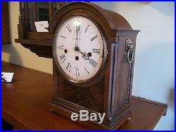 Howard Miller 630-204 Joyce Westminster Chime mantle clock