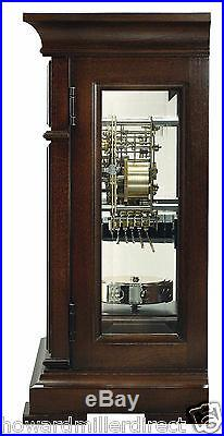 Howard Miller 630-266 Emporia Mechanical Key-wound Chiming Mantel Clock