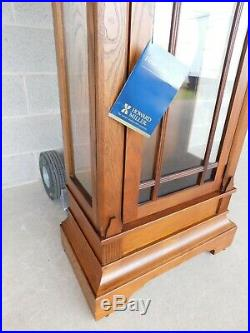 Howard Miller Art & Crafts Mission Style Grandfather Clock Model 610-804