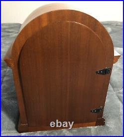 Howard Miller Barrister Mantel Clock Westminster Chime Movement #613-180