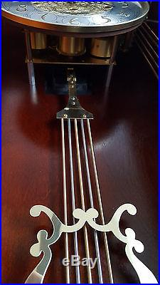Howard Miller Cherry Wood Westminster Chime Wall Clock HM 620 350