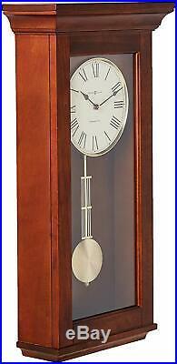 Howard Miller Continental Wall Clock 625-468 Quartz & Single Chime Movement