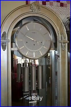 Howard Miller Costal Point Floor (Grandfather) Clock, Model 610-898