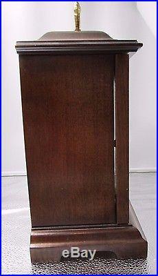 Howard Miller Grahm Bracket Westminster Chime Mantle Clock