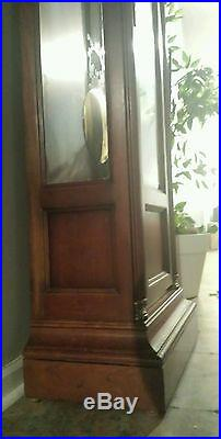 Howard Miller Grandfather Clock Antique