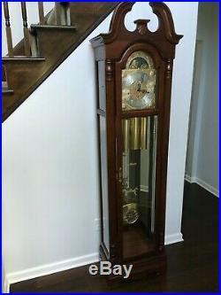 Howard Miller Grandfather Clock Benjamin Model 610-983