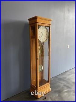 Howard Miller Grandfather Clock Contemporary Clock