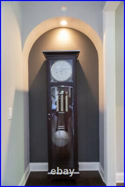 Howard Miller Grandfather Clock Model 610-866