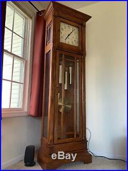 Howard Miller Greene Grandfather Clock Floor Clocks 610-804 Westminster Chime