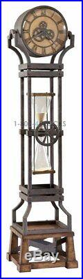 Howard Miller Hourglass Grandfather Clock LOW PRICE GTY 615-074 (615074)