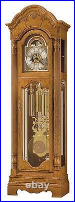 Howard Miller Kinsley Grandfather Floor Clock 611-196 Clocks with FREE Shipping