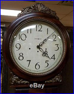 Howard Miller Le Francais grandfather clock 610-942 Westminster chime