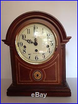 Howard miller mantel clock westminster chime