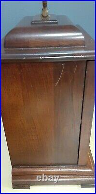 Howard Miller Lynton 613-182 Westminster Chiming Mantle Clock + Key