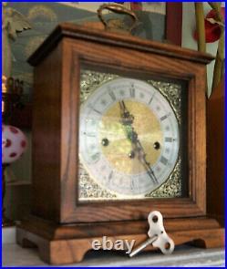 Howard Miller Mantel Clock Chime & Strike Westminster 612-438 340-020 Works Key