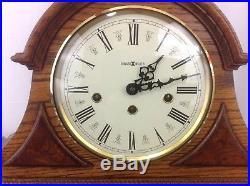 Howard Miller Mantel Clock Worthington Model 613-102 Westminster Chime