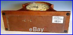 Howard Miller Mantle Clock #630-216 THE CARSON Westminster Chime Wind with Key