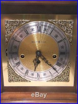 Howard Miller Mantle Clock Westminster Chime