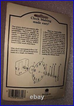 Howard Miller Nouveau 610-931 Great Grandfather Clock BEAUTIFUL 2 Face Dials