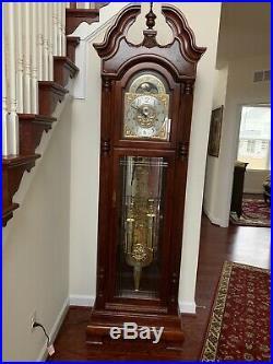 Howard Miller Presidential Series Grandfather clock