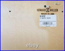 Howard Miller Sandwood Floor Clock Model 610-684