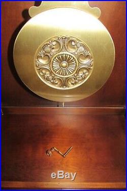 Howard Miller Trieste Grandfather Clock, Model 611-009