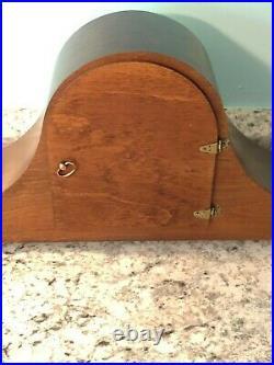 Howard Miller Triple Chime Mantle Clock. Model # 612-374