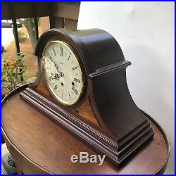 Howard Miller Triple Chime Mantle Clock Westminster Chimes Hemle Movement