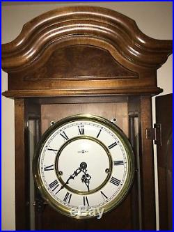 Howard Miller Triple Chime Wall Clock No. 612-581 Westminster, St. Michael