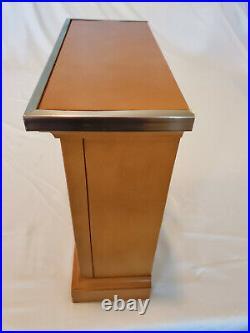 Howard Miller Urban Mantel clock 630-159 Dual Chime New No Box Display