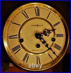 Howard Miller Wall Clock 613-227 Westminster Chimes