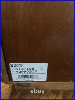 Howard Miller Wall Mantle 8-Day Clock Westminster Chime 613-108 Sandringham 24