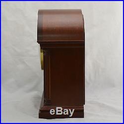 Howard Miller Westminster Chime Barrister Wind-Up Mantel Clock Model 613-180