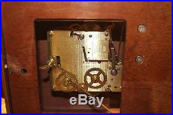 Howard Miller Westminster Chime German Movement Wall Clock Model 613-227 (H404)