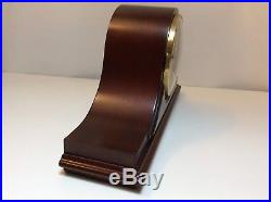 Howard Miller Westminster Mantle 8 Day Key Wound Chime Clock With Instructions