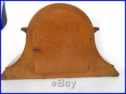 Howard Miller Worthington Mantel Clock Westminster Chime Wind Up 613-102