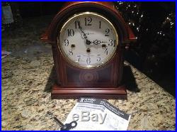 Howard miller mantle clock barrister westminster chime 613-180