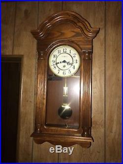 Howard miller wall clock westminster chimes
