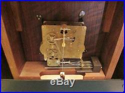 Huge German Mayfair Mantle Clock Westminster Chimes 39#