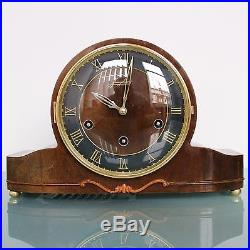 JUNGHANS WESTMINSTER/WHITTINGTON! Clock Vintage German LOUDSPEAKER Chime Vintage